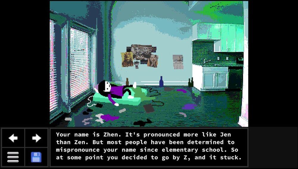 Psycholonials gameplay screenshot