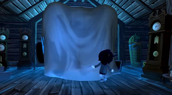 Portal cutscene