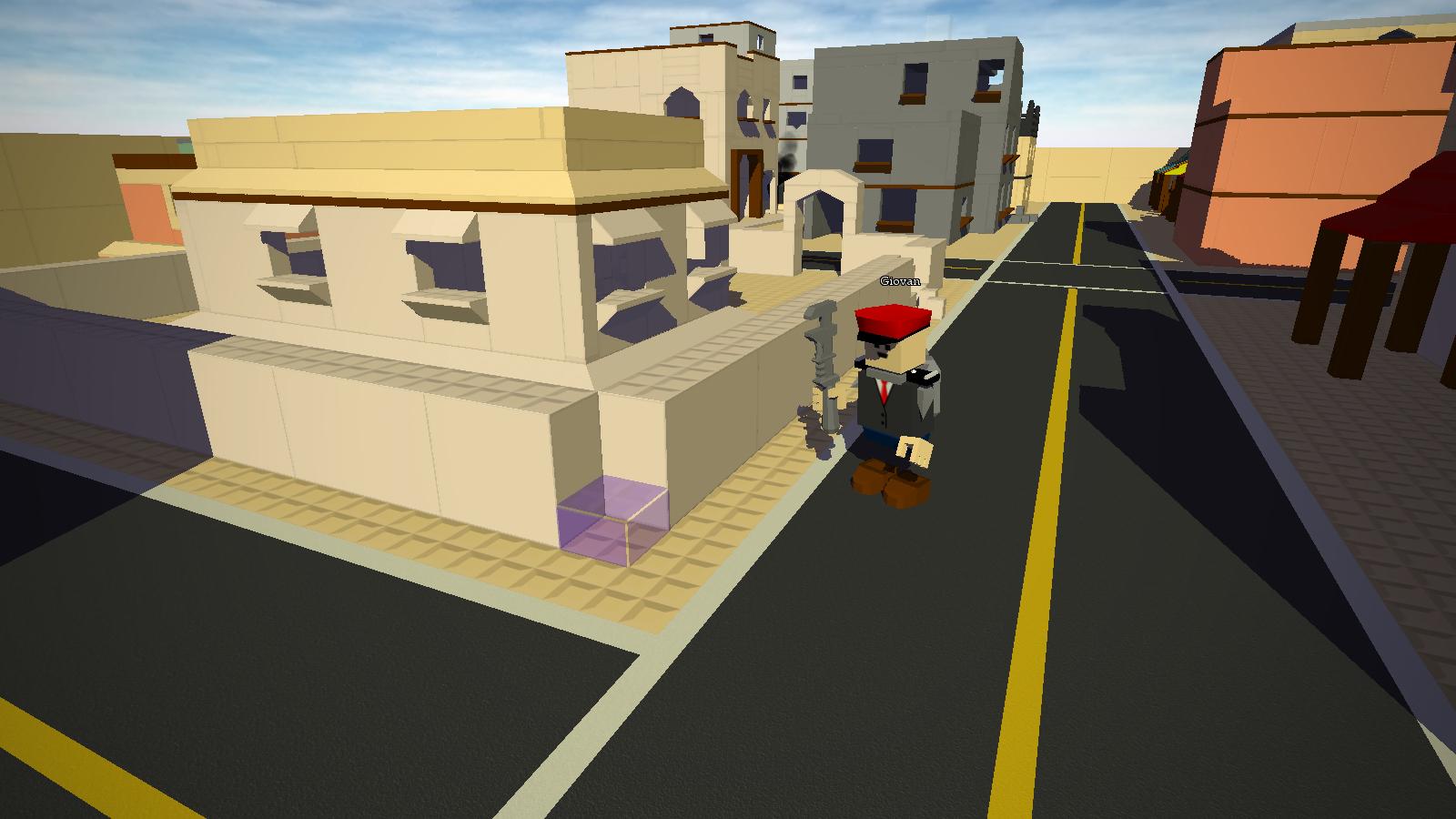 Blockland screenshot