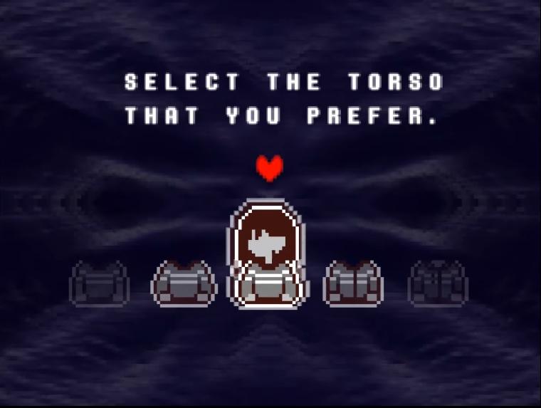 "Gonermaker ""Select The Torso That You Prefer"""