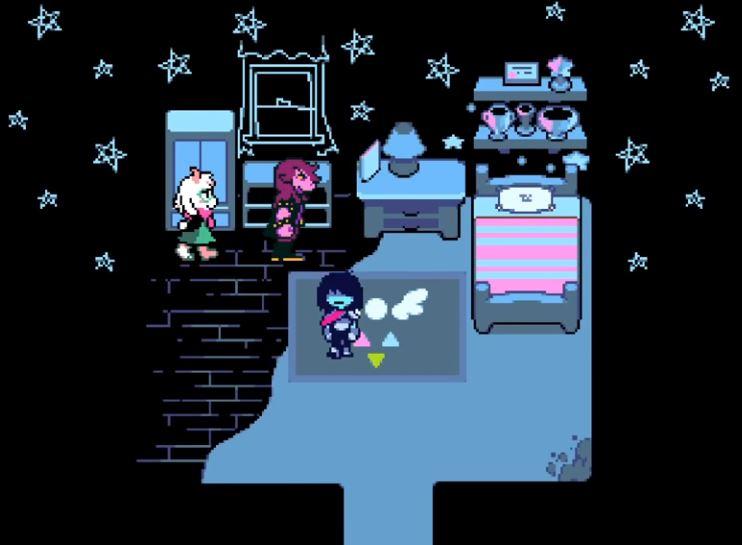 Kris's Bedroom