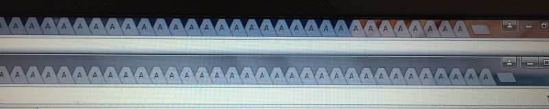 a lot of tabs